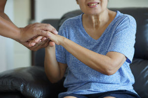 Caregiver Stress - loved one