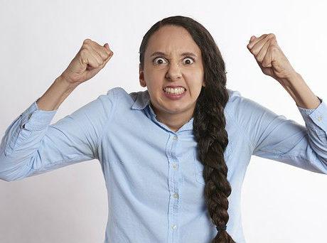 Got Anger - Angry woman